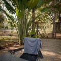 Tropic Breeze Caravan Park - unsere Campingparzelle