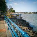 Mit dem City Bike unterwegs - Uferpromenade Teneriffe