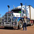 Pannawonica - Truck