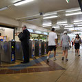 Train-Station Milsons Point, Kirribilli