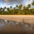Mission Beach am frühen Morgen