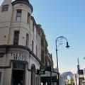 Unser Hotel 'The Russell on the Rocks' im Viertel 'Teh Rocks'