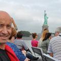 Auf dem Weg nach Ellis Island