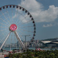 Hong Kong Island - Observation Wheel