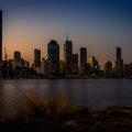 Sunset am Kangaroo Point