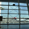 Am Flughafen New York JFK