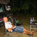 Lync-Haven Rainforest Retreat - am Abend