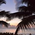 Sonnenuntergang - Hotel 'Beau Vallon'