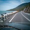 Captain Cook Highway Richtung Cairns