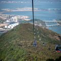 Ngong Ping Cable Car zum Big Buddha