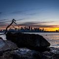 Bradleys Head - Athol Beach Sunset