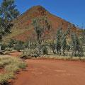 Zum Gosse Bluff Meteorite Crater