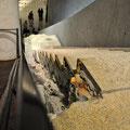 9/11 Museum - Original Treppe