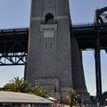Harbour Bridge von der Fähre (Circular Quay-Darling Harbour) aus