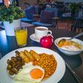 Glenferrie Lodge, Sydney - mein Frühstück