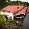 Kuranda - der Regenwald-Bahnhof