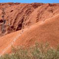 Uluru Climbing