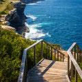 Coastal Cliff Walk - Diamond Bay Cliffwalk