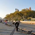 Battery-Park - Promenade