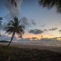 Mission Beach am Abend