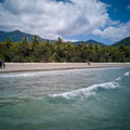 nach dem Schnorcheln - Rückfahrt zum Coconut Beach