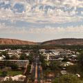 Alice Springs - Aussicht vom Anzac Hill