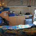 Unser 4 WD-Outback-Camper von Apollo