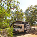 Camping Silent Grove (Bell Gorge)
