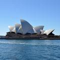Opera von der Fähre (Circular Quay-Darling Harbour) aus