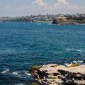 Coastal Cliff Walk - Aussicht von Sam Fiszman Park
