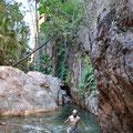 El Questro Gorge - Wanderung mit Hindernissen