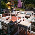 Glenferrie Lodge, Sydney - im Garten
