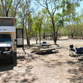 Kakadu National Park - Campingplatz