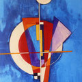 Nr. 020 - 50x70, Acryl auf Leinwand