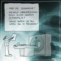 Strahlungsbelastung beim MRT