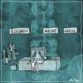 Röntgen und Flughafenkontrolle
