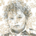 理想的なこども 6   鉛筆・アクリル・ケント紙   185×185