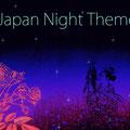 """Création sur le thème """"Nuit japonaise"""""""