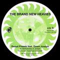THE BRAND NEW HEAVIES - Sweet Freak feat. Dawn Joseph [7inch] Mastering & Cut