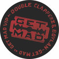 Double Clapperz - GET MAD [12inch EP] Stem Mastering