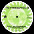 THE BRAND NEW HEAVIES - Sunlight feat. N'Dea Davenport [7inch] Mastering & Cut