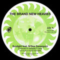 THE BRAND NEW HEAVIES - Sunlight feat. N'Dea Davenport [7inch] Mastering & Cut
