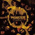 押忍マン feat. RINO LATINAⅡ - MONSTER [7inch] Mastering