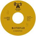 DJ BEATATTACK - MASTERPLAN / MUCHO GUSTO [7inch] Mastering