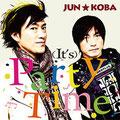 JUN☆KOBA - (It's) Party Time [Single] Rec, Mix & Mastering