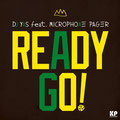 DJ YAS feat. MICROPHONE PAGER - READY GO! [7inch] Mastering