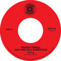 FREDDIE TERRELL AND THE SOUL EXPEDITION - Itching [7inch] Mastering