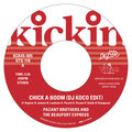 PAZANT BROTHERS AND THE BEAUFORT EXPRESS - CHICK A BOOM [7inch] Edit