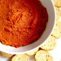 Dip de tomates séchées