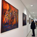 Kunstausstellung - Moderne Ausstellung - Kunst Vernissage - Ulm, Günzburg, Laupheim, Krumbach, Augsburg, Landsberg